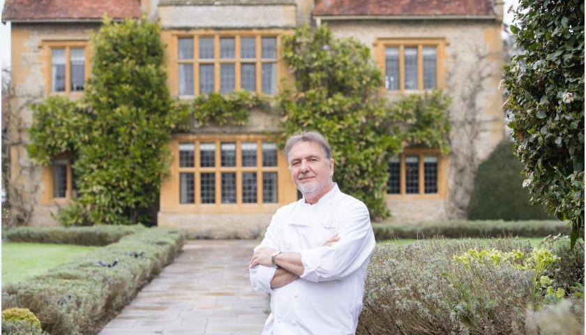 Evening with Raymond Blanc at Le Manoir