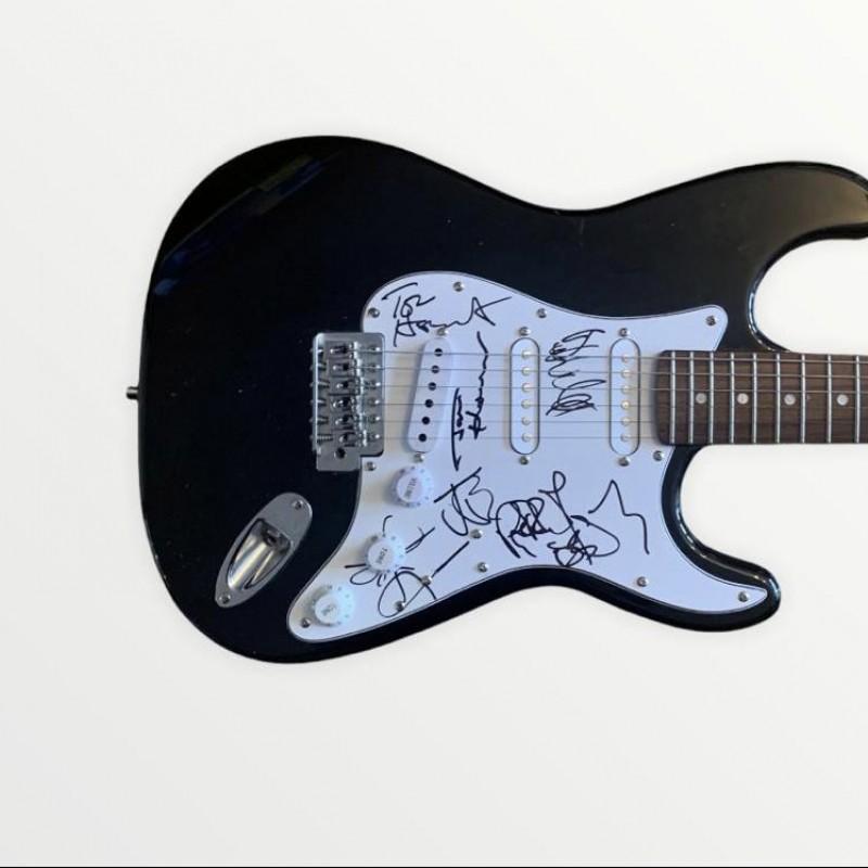 Aerosmith Fully Signed Electric Guitar