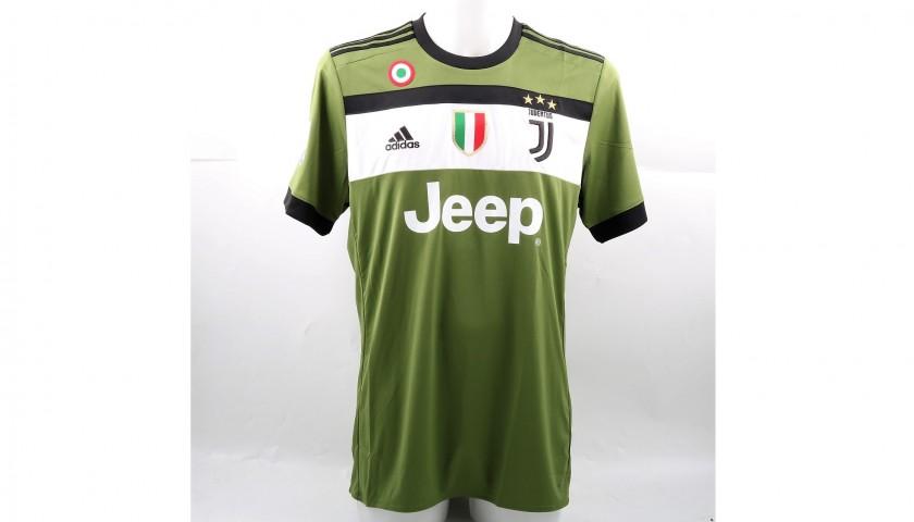 52641e2a9 Signed Official Dybala 2017 18 Juventus Shirt - CharityStars