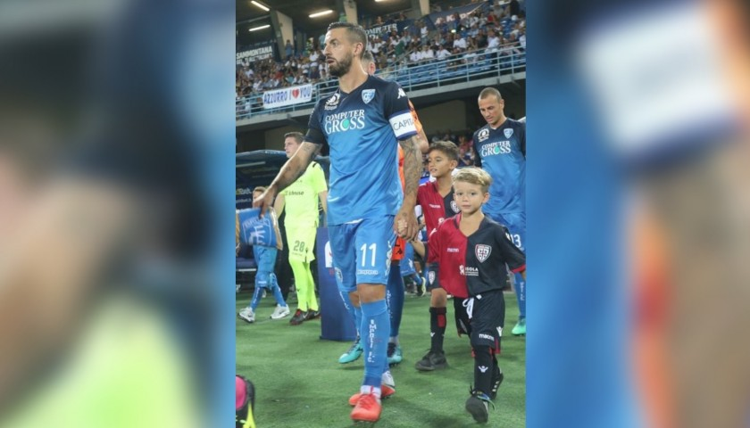 Mascot Experience at the Empoli-Juventus Match