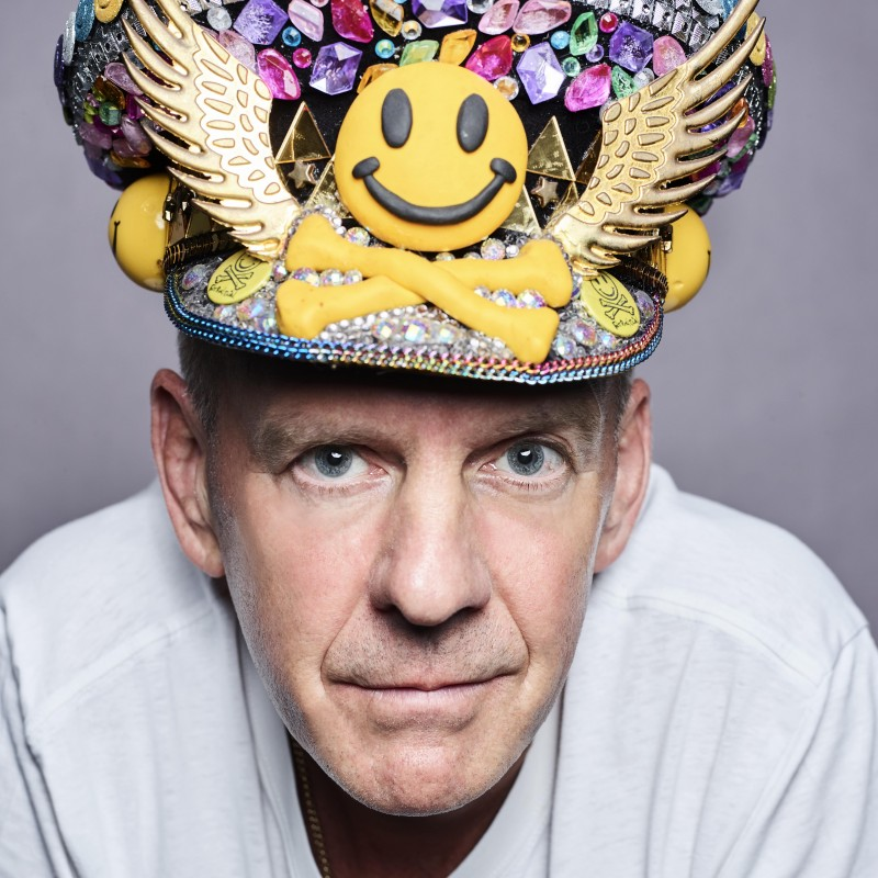 2 Tickets to Fatboy Slim's Forthcoming UK & Ireland Tour