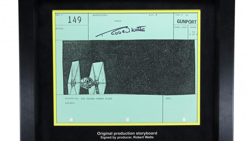 Camera Caché Star Wars : Lego star wars waffe blaster shooter blau u ac