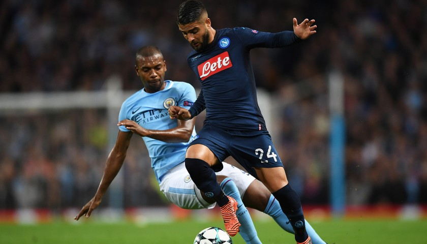 Attend Napoli - Manchester City at San Paolo Stadium with Hospitality