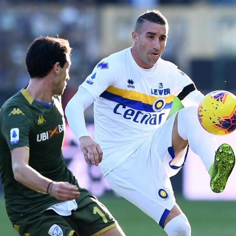 Barillà's Shirt, Parma-Brescia 2019 - AC Parmense