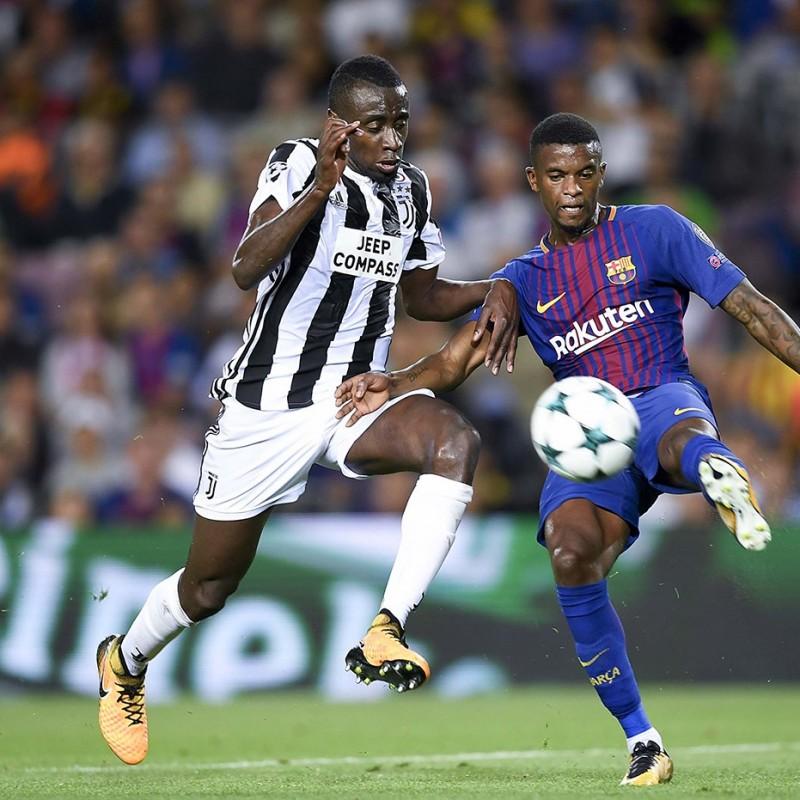 Matuidi's Match-Issue/Worn Shirt, Barcelona-Juventus