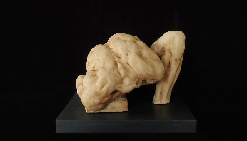 """""""Nostalgia"""" - Sculpture by Eva Antonini"""