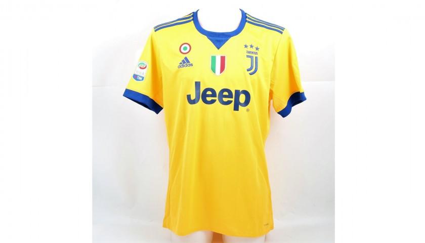 more photos cf788 7eeee Signed Official Dybala Juventus Shirt, 2017/18 - CharityStars