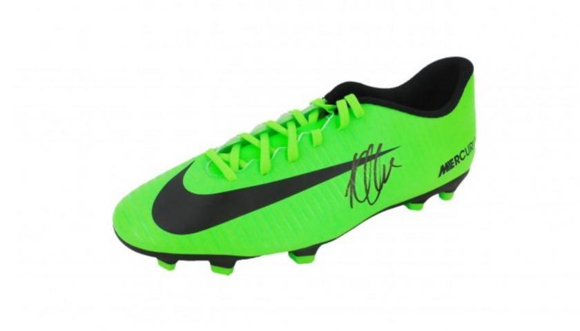 6f45419f5cf Nike Mercurial Boot Signed by Sami Khedira - CharityStars