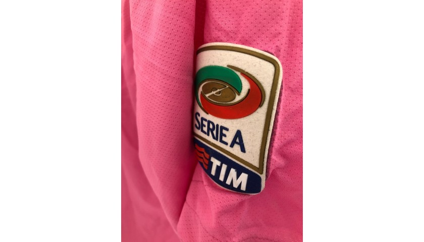 Vucinic's Official Juventus Signed Shirt, 2011/12