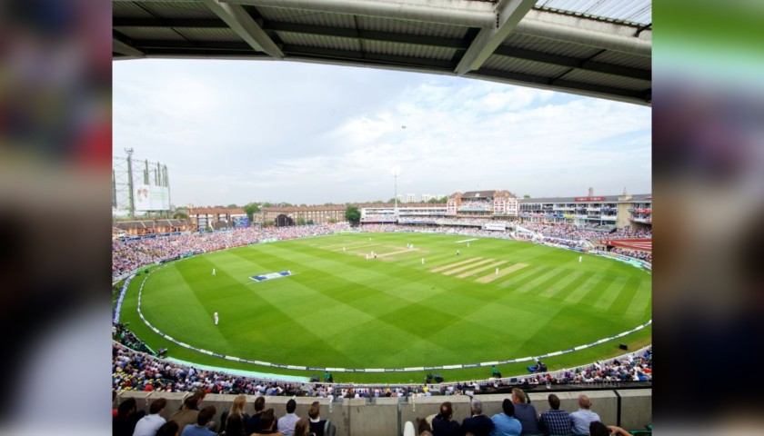 Private Box at the Kia Oval with Full Hospitality for up to 13