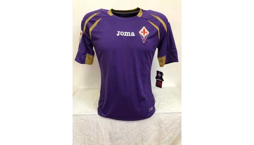 Rossi's Official Fiorentina Signed Shirt, 2014/15