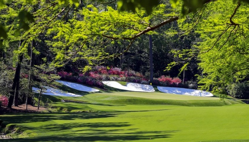 2018 US Masters and Harbour Town Links Golf Experience