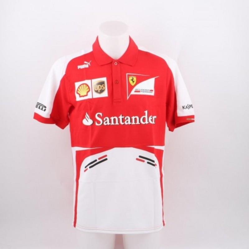 Official Ferrari polo