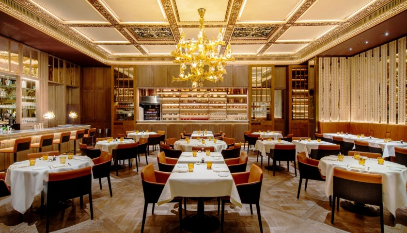 Dinner for 2 at The Grill at The Dorchester