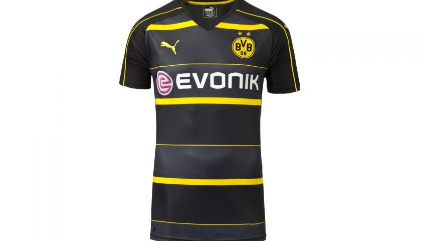 Durm S Official Borussia Dortmund Signed Shirt 2016 17 Charitystars