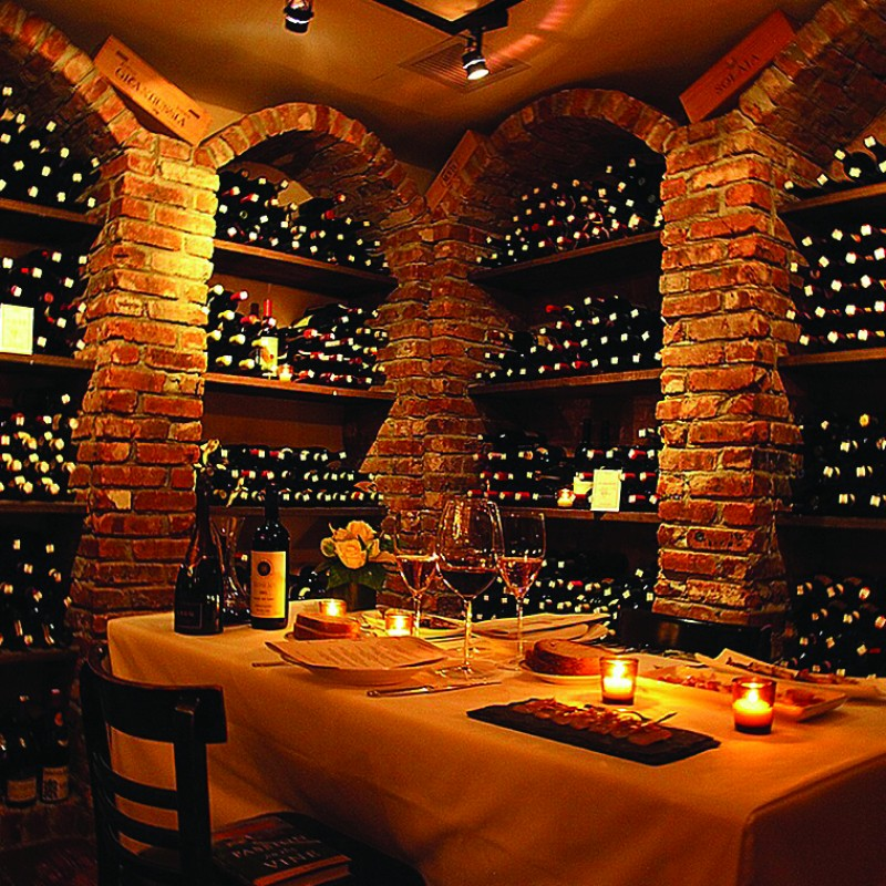 Private Wine Dinner for 8 at Italian Wine Merchants NYC