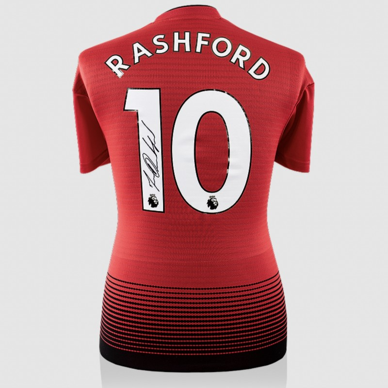 Rashford's Manchester United Signed Shirt