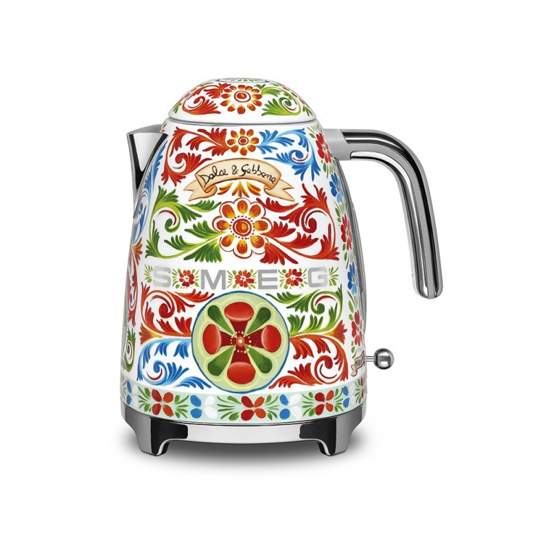 Bollitore SMEG linea Sicily is my Love