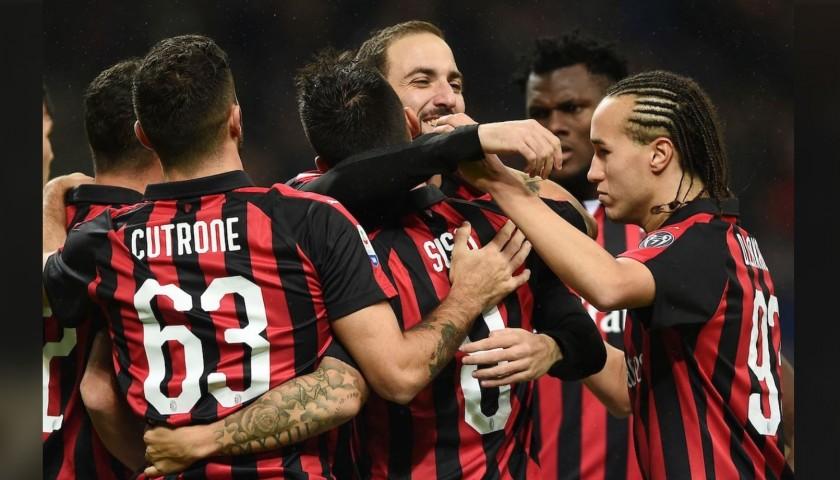 AC Milan Mascot Experience