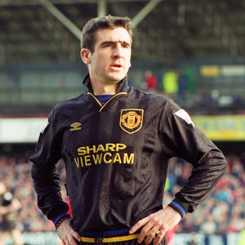 Cantona's Manchester United Signed Match Shirt, 1994/95
