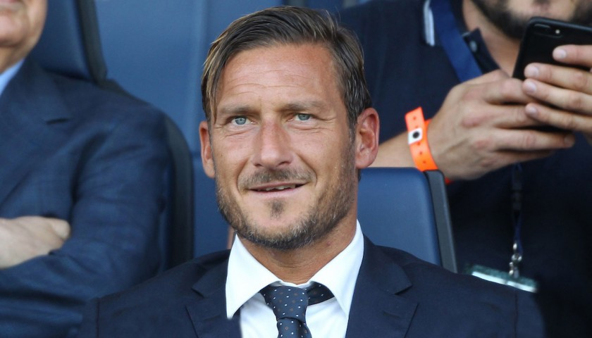 Have Lunch with Francesco Totti in Trigoria, Rome