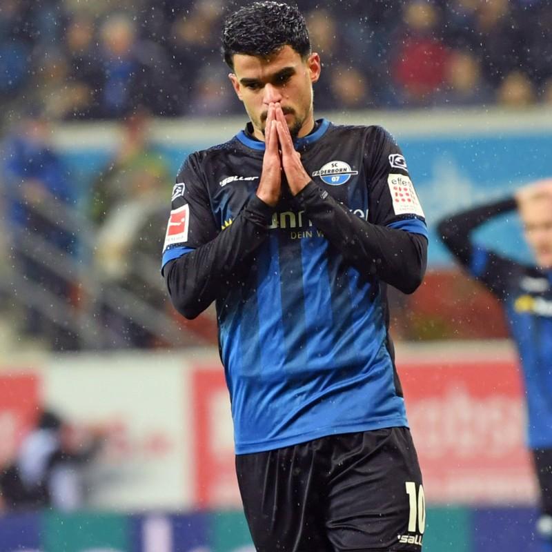 Souza's Match Shirt, Paderborn-Lazio 2019