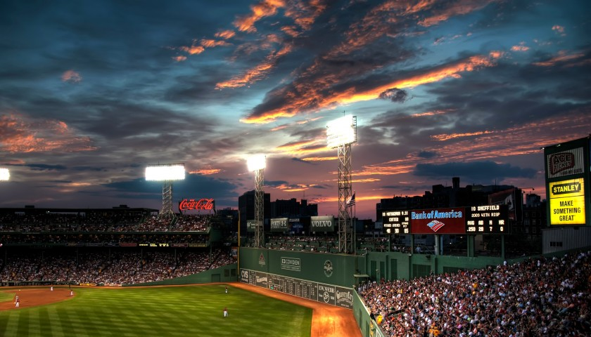 Red Sox Spring Training Package Including Airfare