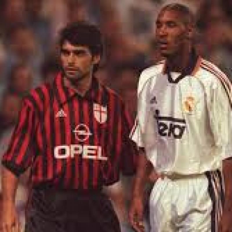 Maglia gara Ayala Centenario Milan, 1999/00 - Autografata