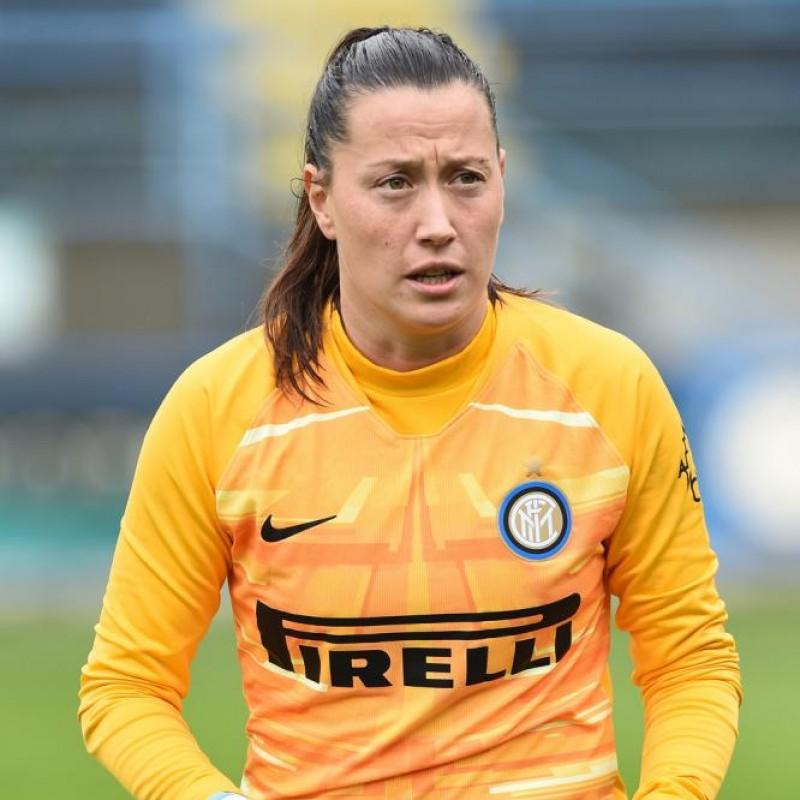 Marchitelli's Inter Women's Signed Match Shirt, 2019/20