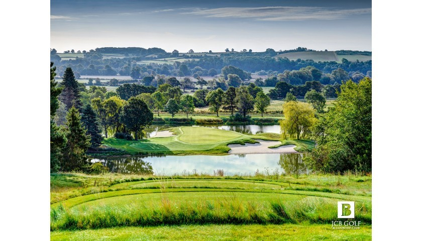 JCB Golf and Country Club Four Ball