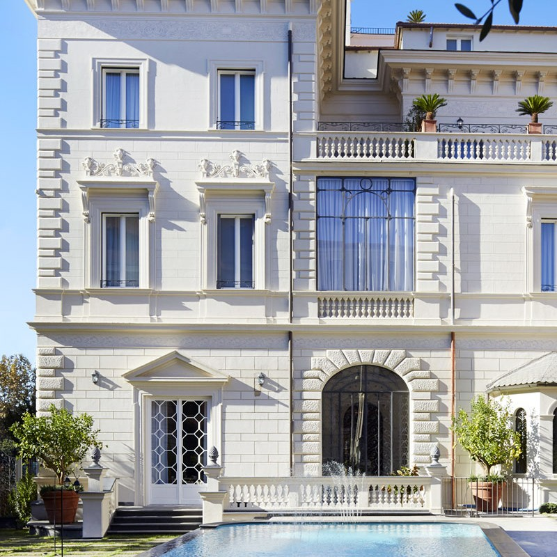 Win a Nights Stay at the Palazzo Dama Hotel in Rome