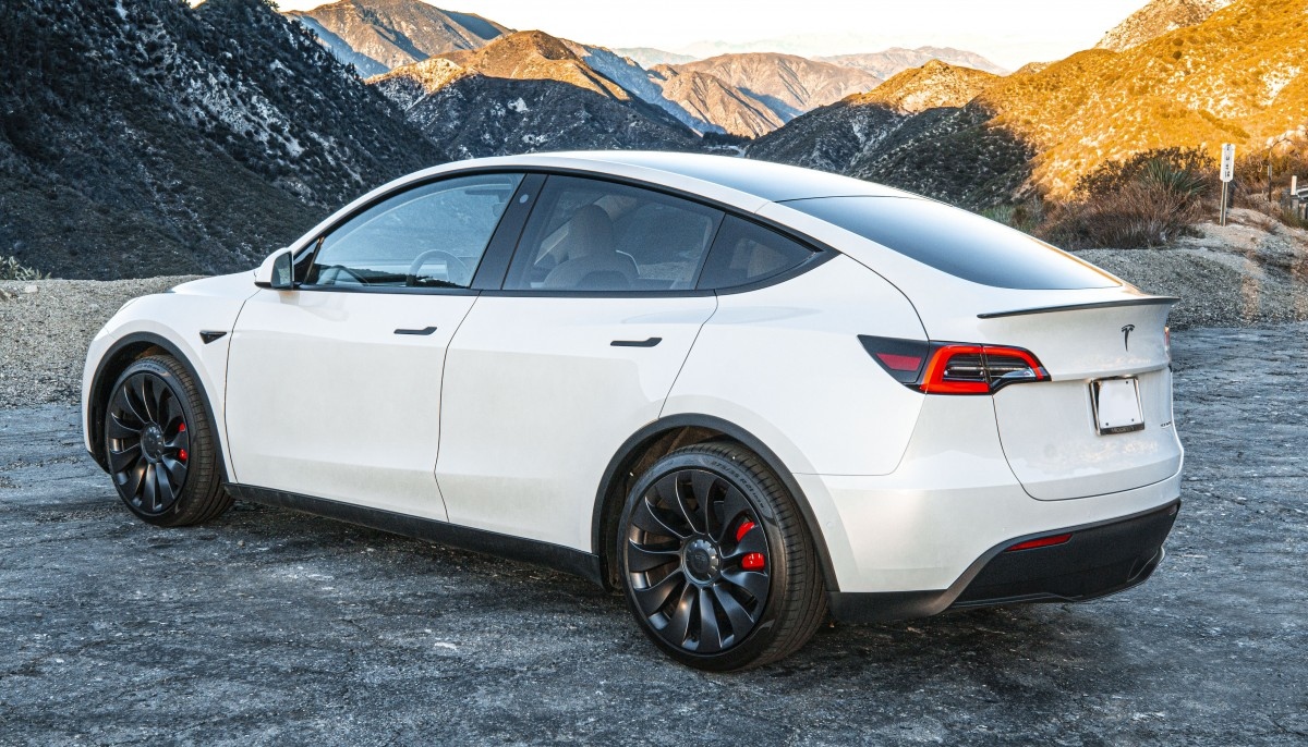 Win a 2021 Tesla Model Y Performance and $10,000