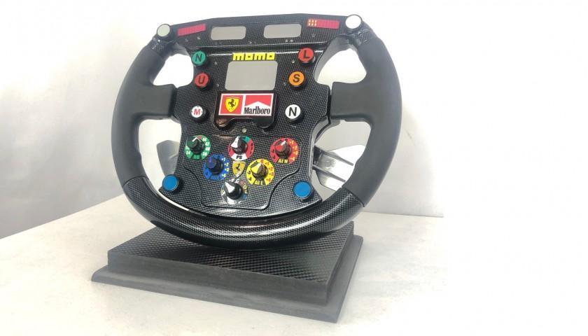 Michael Schumacher F1-2000 Steering Wheel