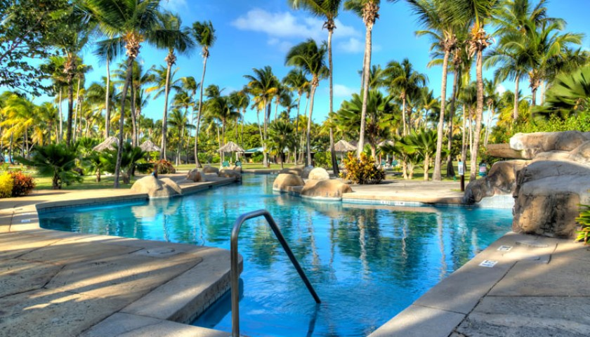 Palm Island Resort Spa Private Getaway In Saint Vincent And The Grenadines