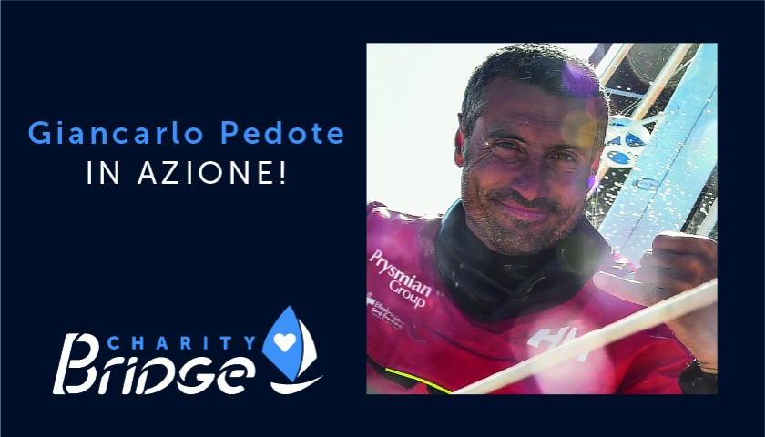 Spend a Day with Italian Sailor Giancarlo Pedote