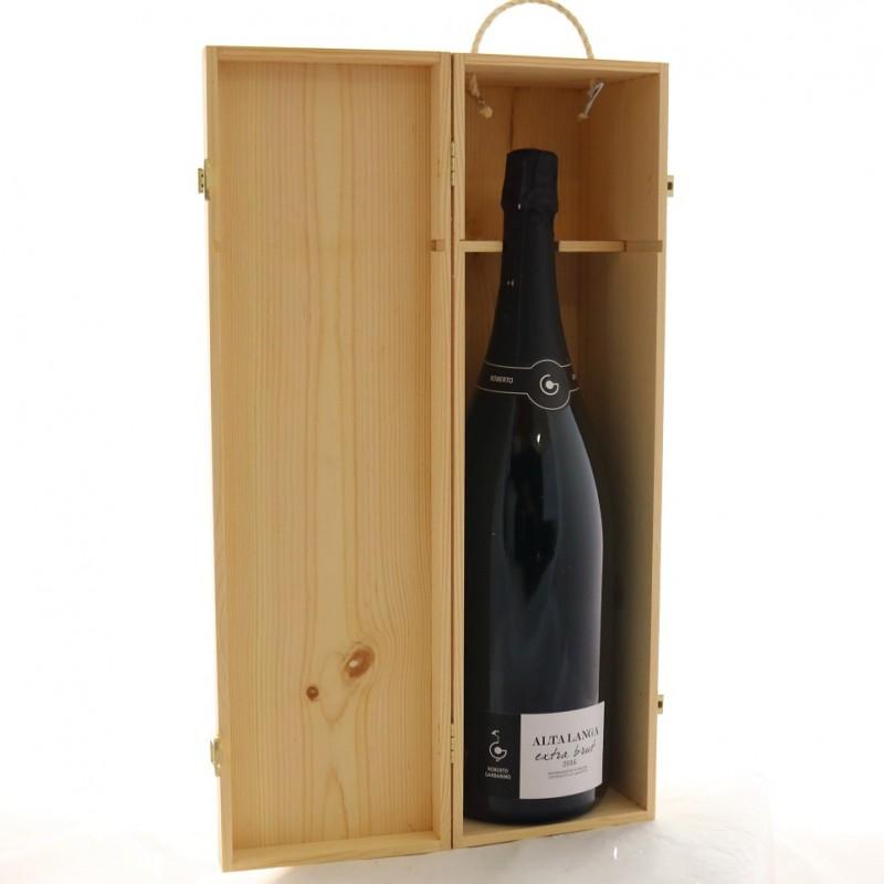Bottle of Alta Langa DOCG Roberto Garbarino