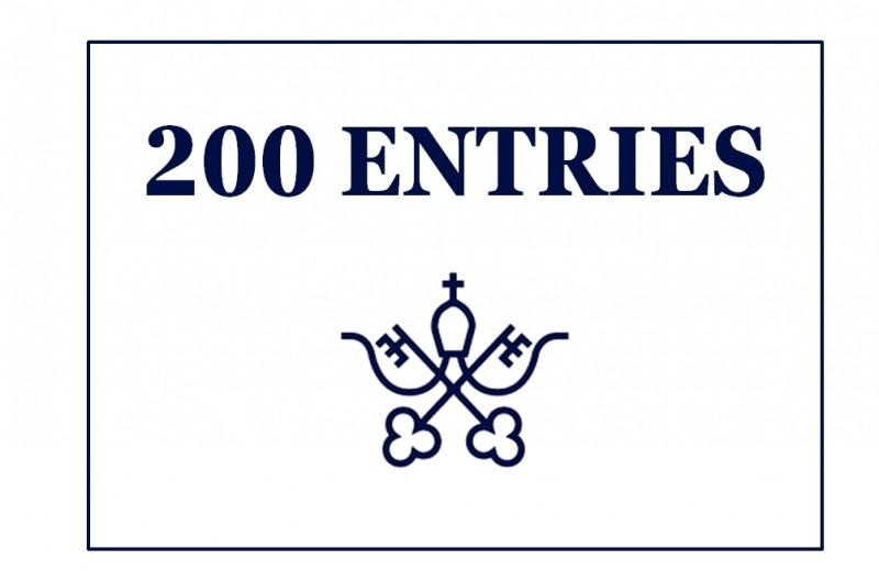 200 Entries