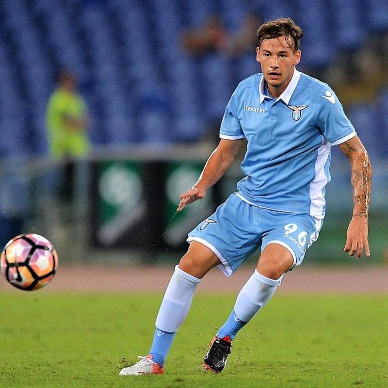 Murgia's Lazio Match Shirt, Serie A 2016/17