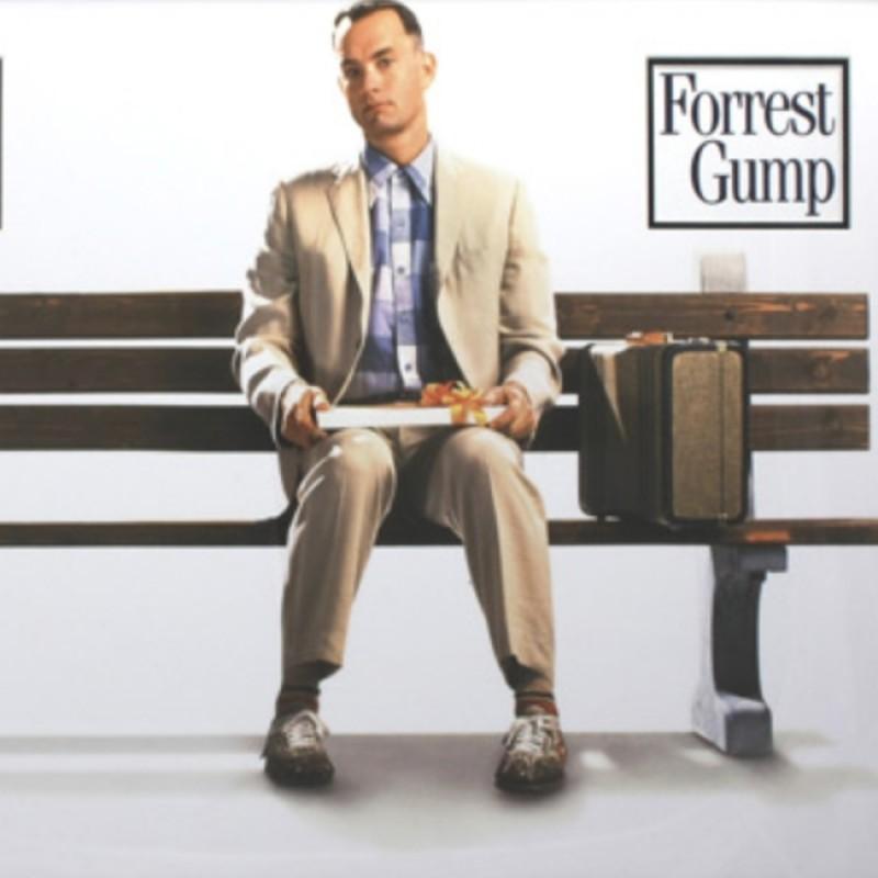 Forrest Gump Picture Signed by Tom Hanks