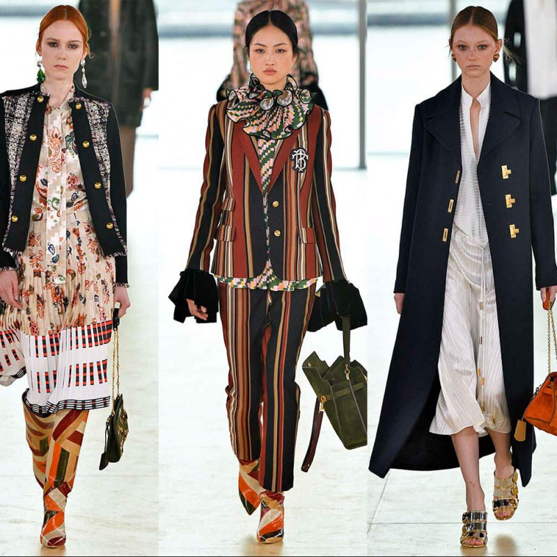 Attend New York Fashion Week S/S 20: Tory Burch