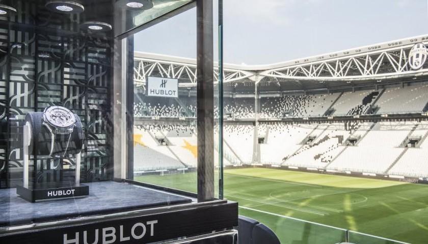 Watch a Juventus Match from the Hublot Skybox