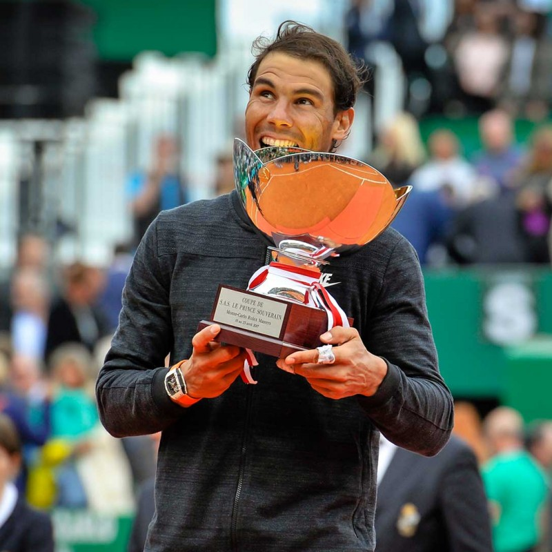 2 Players' Tribune Tickets to the ATP Monte-Carlo Rolex Masters Final on April 22nd