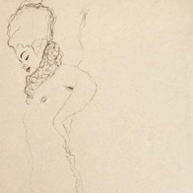 """""""Natasha"""" by Gustav Klimt"""