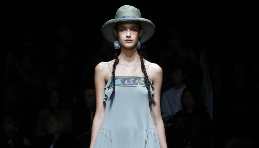 Attend Emporio Armani Fashion Show F/W 17-18 | 2 Seats