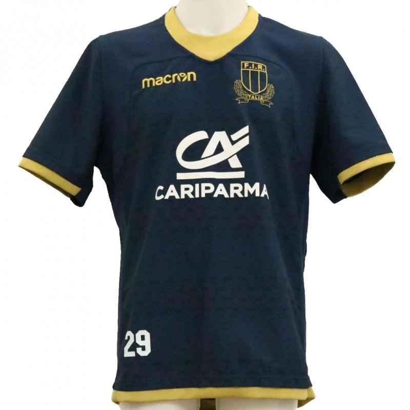 Pair of FIR Rugby Training Shirts - Number 29