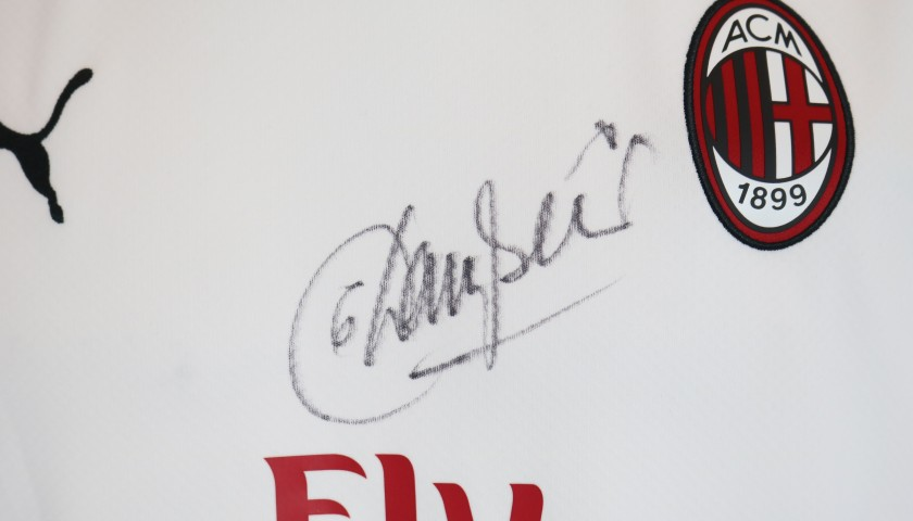 Official AC Milan Shirt, 2019/20 - Signed by Baresi