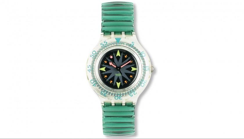 a5048dc669339 Swatch Watch Mint Drops SDK 108 - 1993 - CharityStars
