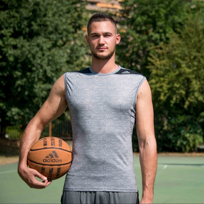 Spend an Afternoon with Basketball Star Danilo Gallinari