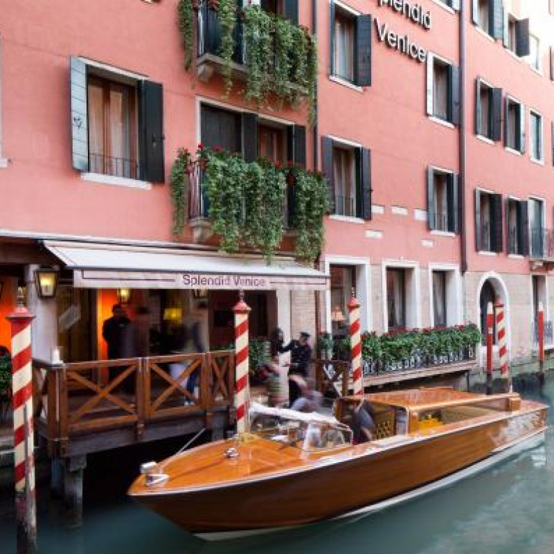 Splendid Venice 3-Night Stay