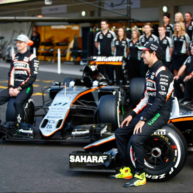 Exclusive Sahara Force India Factory Tour for Four
